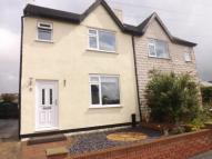 3 bed semi detached property in First Avenue, Risley...
