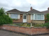 Bungalow in Silverton Road...