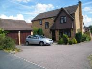 Detached property in Rowbank Way...