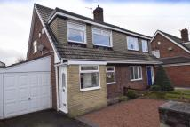 3 bedroom semi detached property for sale in Roseland Close...