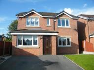 Detached house in Bewley Drive, Liverpool...