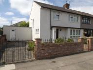 semi detached property in Whitefield Drive...