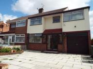 4 bedroom semi detached property for sale in Hunt Road, Liverpool...