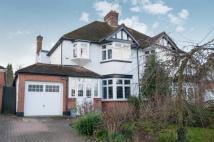 semi detached home in Blythe Road, Maidstone...