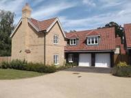 Detached property in Farriers Grange...