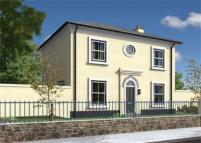 4 bed new property for sale in Trewollack, Nansledan...
