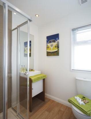 Shower Cloakroom