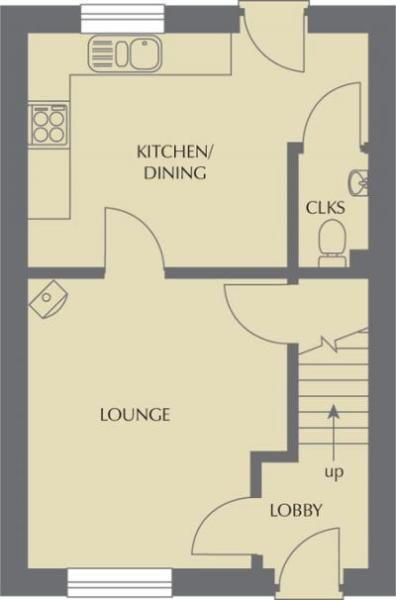 Ground Floorplan