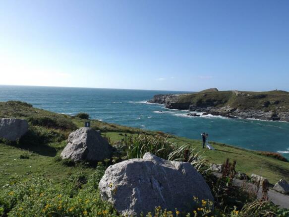 Porth Island