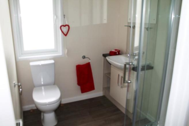 Shower/Cloakroom