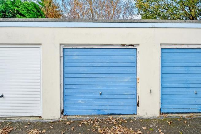 Single Garage En Blo