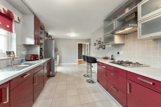 Kitchen View 1.