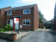 semi detached home in Swain Court...