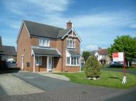 Detached house in Harebell Close...