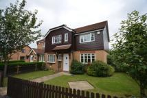 semi detached property for sale in Howard Way, Aylsham...