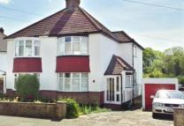 3 bed semi detached home for sale in Warren Drive, Orpington