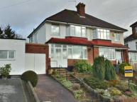3 bed semi detached property in Cloonmore Avenue...