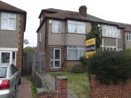 semi detached house in Millwood Road, Orpington