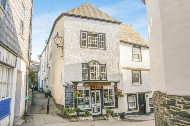 Cafe For Sale In Fore Street Port Isaac North Cornwall Pl29