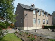 Laigh Road semi detached property for sale