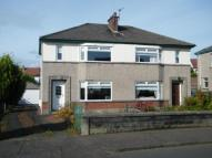 3 bed semi detached home in Newtyle Road, Paisley...