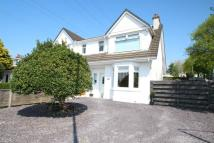 Glasgow Road semi detached property for sale