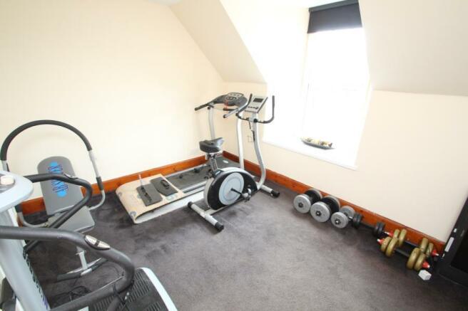 Gym/  Bedroom