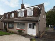 3 bedroom semi detached property in Crummock Gardens, Beith...
