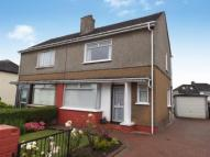 semi detached home in Kemp Avenue, Paisley...