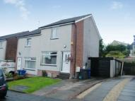 semi detached house in Bevan Grove, Johnstone...