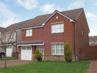 Detached house in Grahamfield Place, Beith...