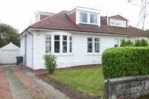 Bungalow in Ralston Avenue, Paisley...