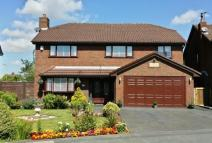 Detached home for sale in Newlyn Gardens, Penketh...