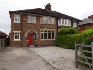 4 bed semi detached home in Liverpool Road...