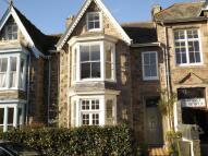 Terraced property in Morrab Road, Penzance...