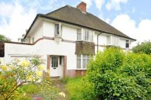3 bed semi detached home in Wood Ride, Petts Wood...