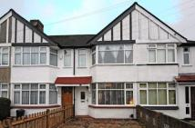 2 bed Terraced property in Lovelace Avenue, Bromley