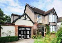 4 bed Detached house in Beaumont Road...