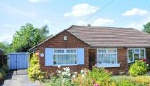 Bungalow for sale in Felton Close, Petts Wood...