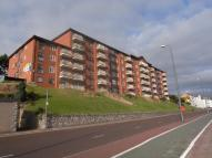 Flat in Marine Road Colwyn Bay