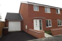 semi detached property to rent in Horwood Drive...