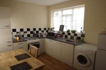 Studio flat in Peveril Drive, The Park