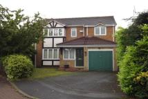 4 bedroom home in Wareham Close...