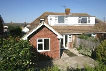semi detached property in Peak Drive, Eastry, Kent