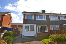3 bed semi detached property in Windmill Close, Cowes...