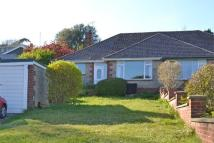 Semi-Detached Bungalow in Clatterford Road...