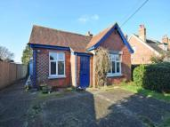 Bungalow in Palmers Road...