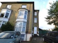 Flat in 38 St Johns Road...