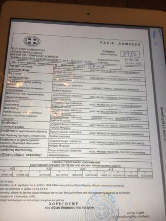 Planning permit