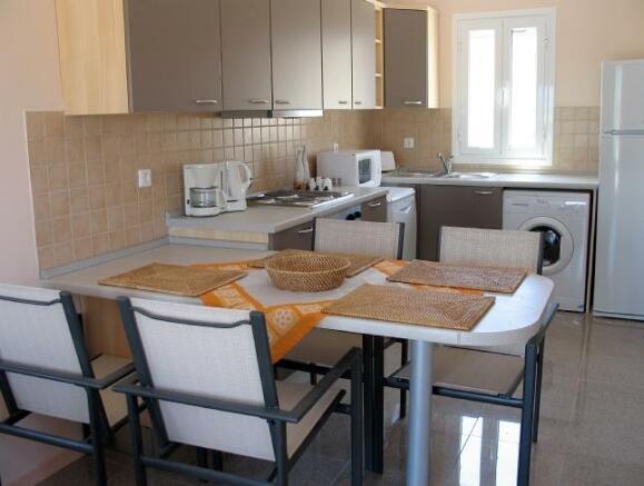 3 bed kitchen/diner